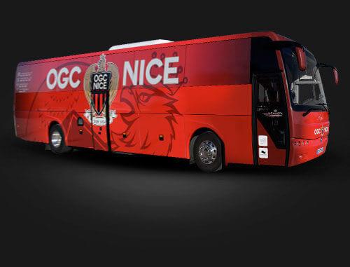 Autocar OGC Nice