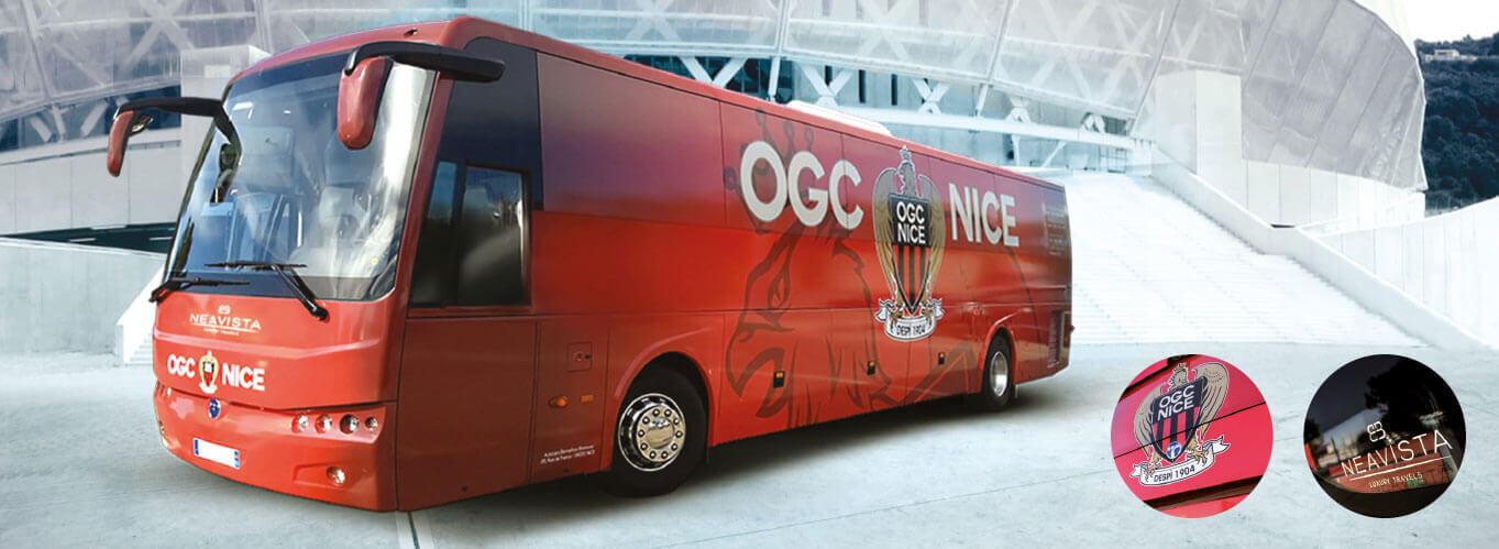 Resultado de imagem para OGC Nice BUS